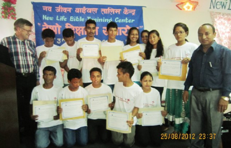 Bibelklassen 2012